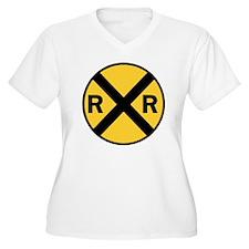 Rail Road Crossin T-Shirt