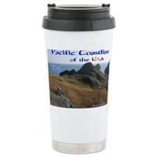 Pacific Coast of USA Vol 3 Cale Travel Mug