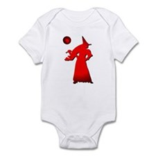 Red Moon Witch Infant Bodysuit