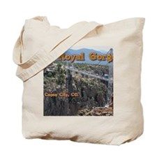 Royal Gorge Calendar Tote Bag