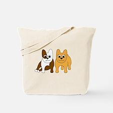 Gaston & Monique Tote Bag