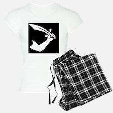 Thomas Tew Jolly Roger Pira Pajamas