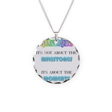 Autism - Its not about the M Necklace