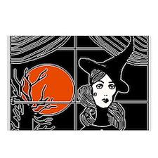 Moonlit Window Postcards (Package of 8)