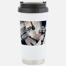 Blood analysis Travel Mug