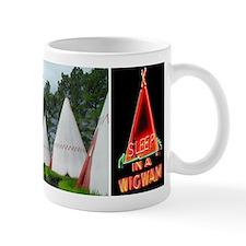Cute Wigwam motel Mug