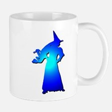 Blue Moon Witch Mug