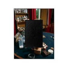 Chemicals and rock samples in Darwin Picture Frame