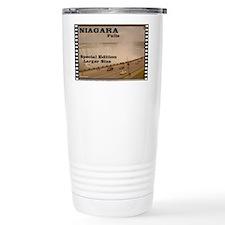 Niagara Falls Calendar Special  Travel Mug