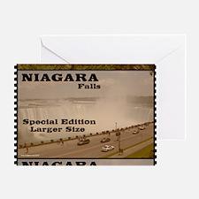 Niagara Falls Calendar Special Editi Greeting Card