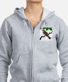 Grasp The Sparrows Tail Zip Hoodie