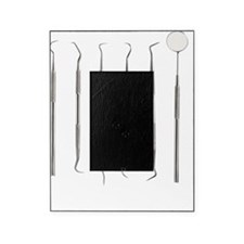 Dental instruments Picture Frame