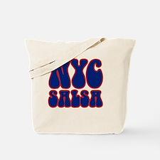 NYC Salsa Tote Bag