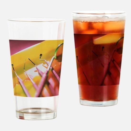Dentistry equipment Drinking Glass