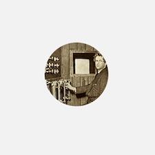 John Logie Baird, Scottish engineer Mini Button
