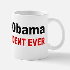 anti obama worst presdarkbumpl Mug