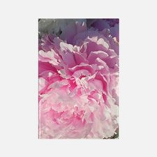 peony blossoms Rectangle Magnet