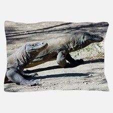 Komodo dragons Pillow Case