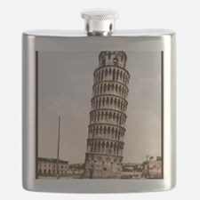 Vintage Leaning Tower Of Pisa Flask