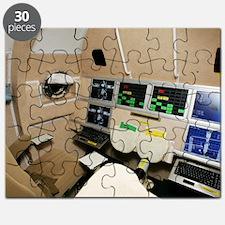 Kliper spacecraft interior Puzzle