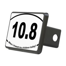 Running 13.1 Spoof Chase C Hitch Cover
