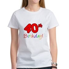 Uncles 40th Birthday Tee