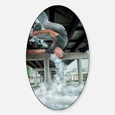 AUPK Wall Spin Decal