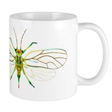 Jumping plant louse Mug