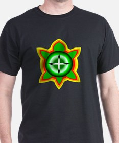 SOUTHEASTERN TRIBAL TURTLE T-Shirt