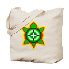 SOUTHEASTERN TRIBAL TURTLE Tote Bag