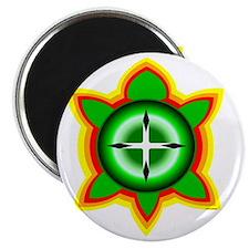 SOUTHEASTERN TRIBAL TURTLE Magnet