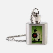 Laboratory glassware Flask Necklace