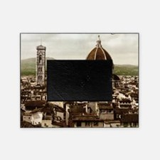 Vintage Florence Cathedral Picture Frame