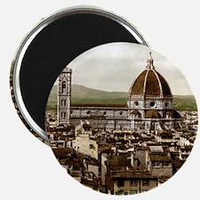 Vintage Florence Cathedral Magnet