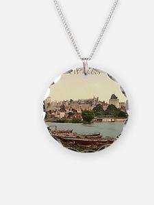 Vintage Windsor Castle Necklace