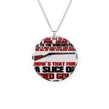Winchester Shaun of the Dead Necklace