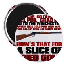 Winchester Shaun of the Dead Magnet