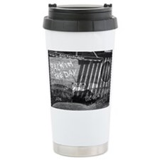 Back in the Day -the East Villa Travel Mug