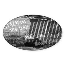 Back in the Day -the East Village i Decal