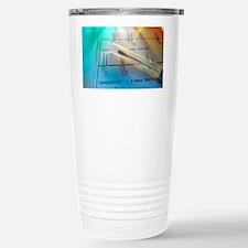Genetic testing Stainless Steel Travel Mug