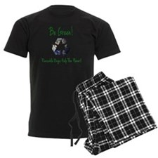 Update 9/13 Be Green Bag Pajamas