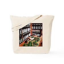 Herbal pharmacy Tote Bag
