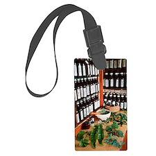 Herbal pharmacy Luggage Tag