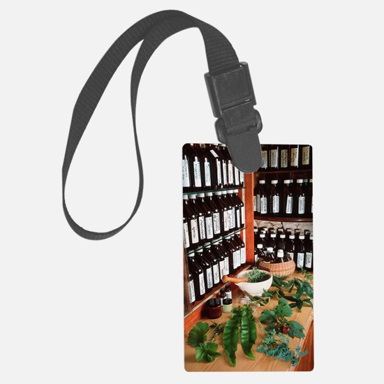 Herbal pharmacy Luggage Tag
