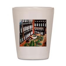 Herbal pharmacy Shot Glass