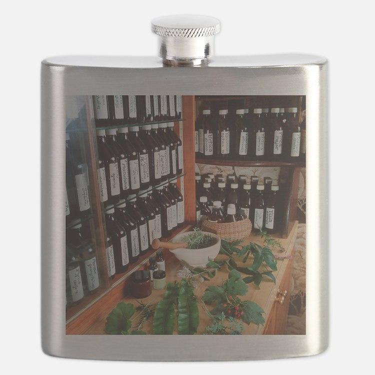 Herbal pharmacy Flask