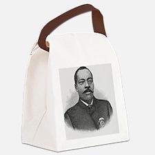 Granville Woods, US inventor Canvas Lunch Bag