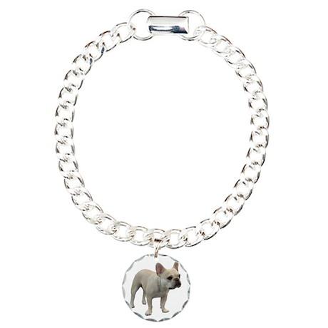 Full Body Ted Charm Bracelet, One Charm