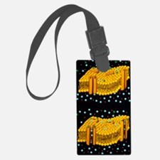 Illustration of ion chanels in p Luggage Tag