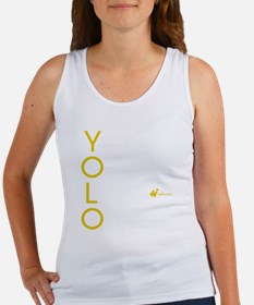 YOLO Lime Women's Tank Top